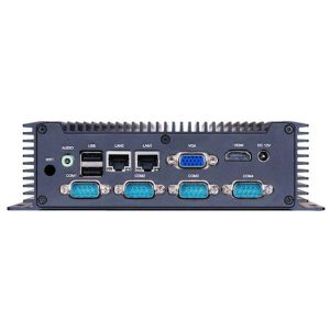 Fanless PC with Intel Atom N2600, N2800 (IPC-NFN26) pictures & photos