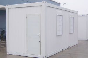 Container Movable House (SU-C155) pictures & photos
