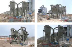 Calcite Powder Grinding Machine/ Calcite Powder Grinding Mill with CE pictures & photos