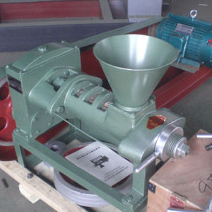 China Small Oil Presser Mill For Sunflower Seeds 6yl 68