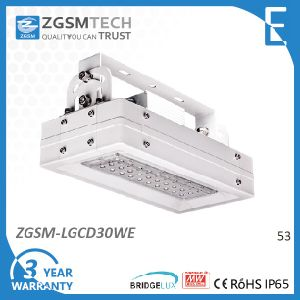 30W LED Lighting High Bay with 180 Degree Adjustable Bracket pictures & photos