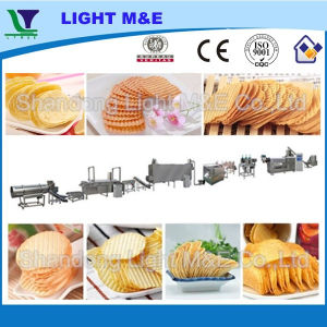 High Quality Automatic Extruded Potato Chips Making Machine pictures & photos