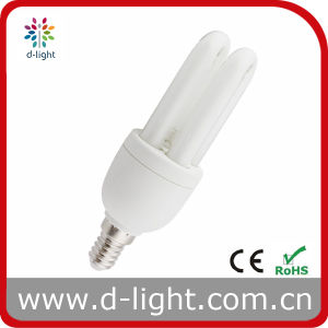 7W T4 2u Compact Fluorescent Lamp pictures & photos