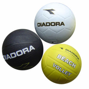 Mini Soccer Ball/ Basketball/ Volleyball/ Promotion Ball, Rubber Cover (B01521) pictures & photos