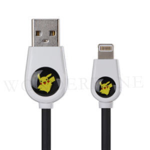 Android Ios Mobile Phone Fast Portable USB Charging Cable Pokemon Go Design pictures & photos