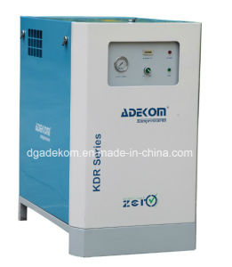 8bar Belt Driven Rotary Dental Scroll Oil Free Air Compressor (KDR408) pictures & photos
