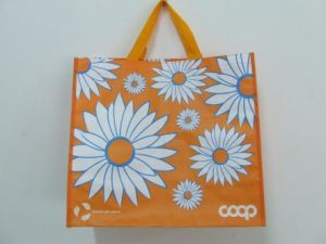 PP Woven Non-Woven Shopping Laminated Bag pictures & photos