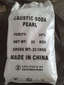 Caustic Soda Pearl (96%, 99%)