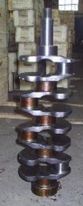 Engine Parts Crankshaft for W04D pictures & photos