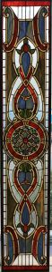 Tiffany Glass Panel for Window or Door or Bathroom pictures & photos
