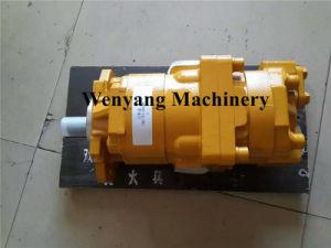 Shantui Budlldozr Parts Work Pump Hydarulic Gear Pump Steering Pump pictures & photos