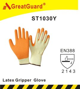 Glass Gripper Glove (ST1030GRN) pictures & photos