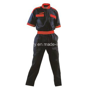 Cotton Anti-Static Coverall Factory Price Work Clothes