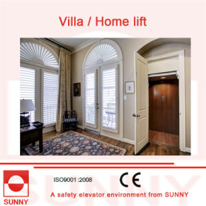 Safe Operation Villa Elevator with Effective and Energy-Saving Host, Sn-EV-044 pictures & photos