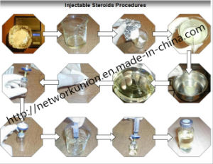Anabolic Steroid Drostanolone Propionate Masteron Propionate Drolban for Muscle Gain pictures & photos