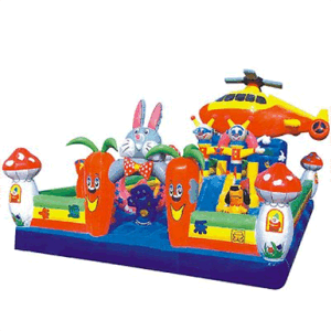 Inflatable Lovely Bouncer Bouncy Castle for Kids Inflatable Toys (JS4046) pictures & photos