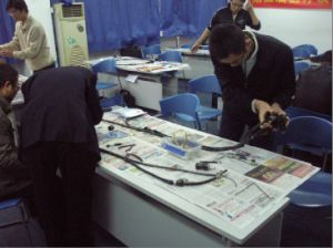 Medical Device Flexible Endoscope Repair & Maintenance Training for Medical Enginner pictures & photos