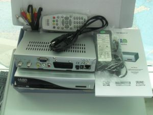 Dreambox 500-S, Digital Satellite Receiver