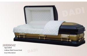 American Style Steel Casket (16899042) pictures & photos