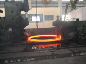 Ring Rolling Mill and Machine