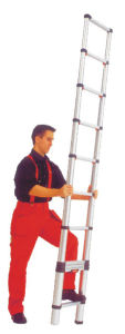 2.6m Telescopic Ladder (SG-T260)