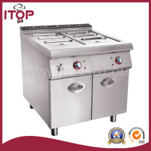 Stainless Steel Bain Marie with Cabinet (XR900-RB/TB) pictures & photos