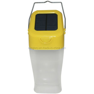 Solar Camping Light with Soft Lighting