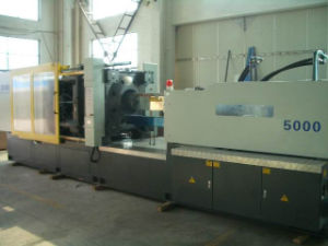 Injection Moulding Machine (5000A)