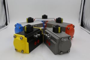 Bt Pneumatic Actuator of Different Seal Material Viton NBR pictures & photos