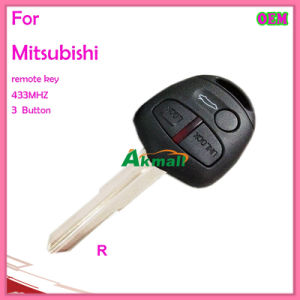 OEM Remote Key for Mitsubishi 3 Buttons 433MHz pictures & photos