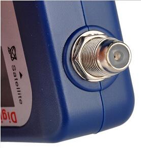 Digital Satellite Finder Signal Meter Dish FTA pictures & photos