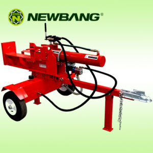 Gasoline Log Splitter Splitman Brand pictures & photos