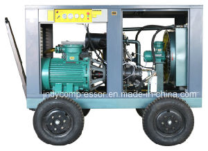 Energy Saving Screw Type Rotary Air Compressor pictures & photos