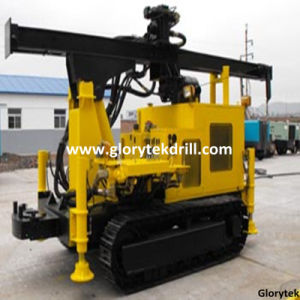 600m Depth Multi-Functional Crawler Water Well Drilling Rig (S600) pictures & photos