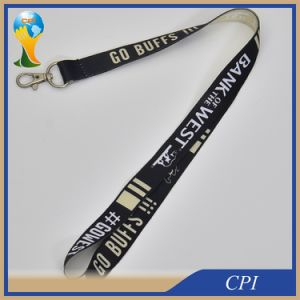 China Wholesale Soft Woven Jacquard Lanyard pictures & photos