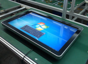55inch All in One PC/Touch Computer, POS Terminal, LED Display, Multi Mideo Player, Ad Player pictures & photos