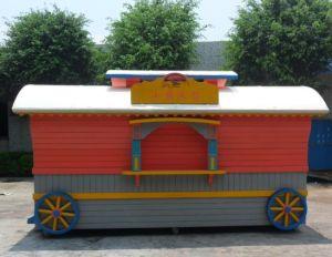 Vending Cart/ Push Cart (SG-019)