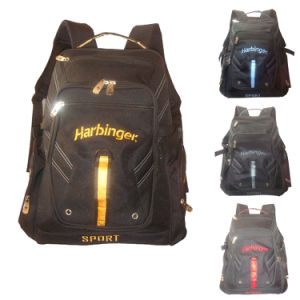 Durable 600d Polyester Travel Computer Laptop Backpack pictures & photos