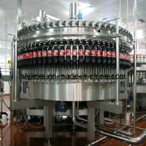 Complete Soft Drink Process Line pictures & photos