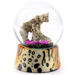 Polyresin Animal Snow Globe for Water Ball Crafts Gifts pictures & photos