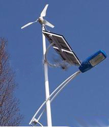 Wind-Solar Complementary Street Light Wind Turbine Generator pictures & photos