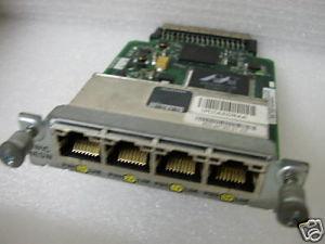 Cisco Module HWIC Cards HWIC-1FE/2FE HWIC-4ESW