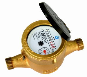 Volumetric Dry Type of Water Meter (PD-SDC-E3-3) pictures & photos