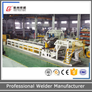 Stair-Way Platfrom Grating Press Welding Machine pictures & photos