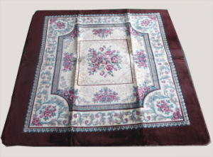 Most Popular 100% Polyester Printed Persian Carpet, pictures & photos