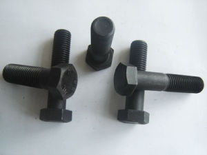 DIN933 Hex Bolt, Carbon Steel or Stainless Steel pictures & photos