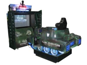 Arcade Machine Tank Game Machinetank Adventure pictures & photos