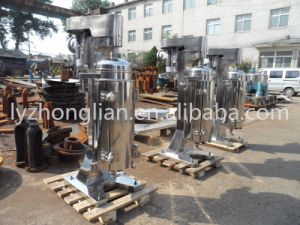 Gq105j High Speed Liquid Solid Separation Tubular Centrifuge Separator for Plant Oil pictures & photos