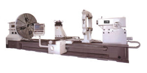 Flat Bed CNC Lathe (SK61126Z-SK61246Z) pictures & photos