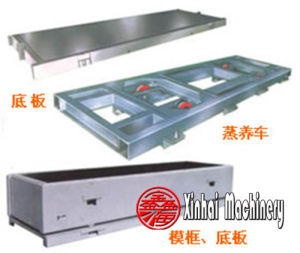 Unique Designed Mould for AAC Production Line